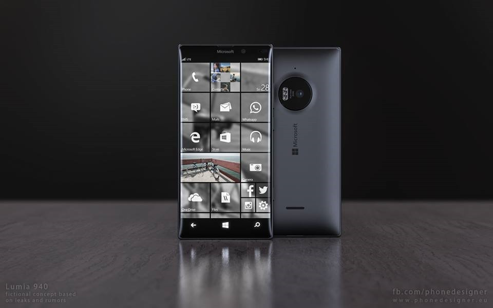 Rumour: Lumia 940 and 940 XL to be made of polycarbonate, cost more than the iPhone 6 13