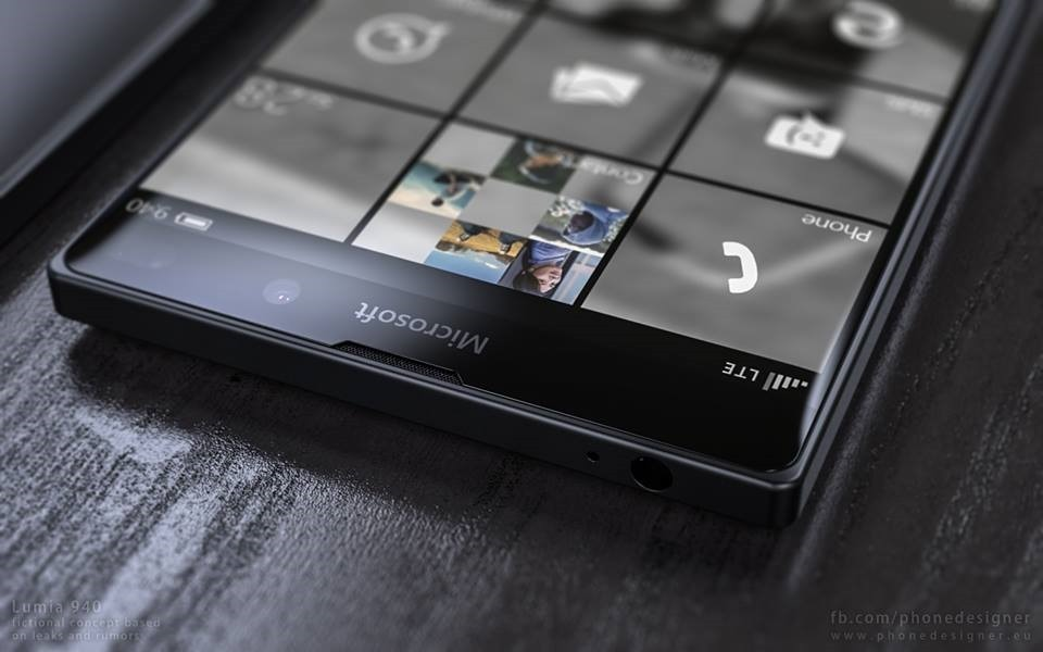 "Microsoft: ""Soon you will see premium new Lumias designed for Windows 10"" 12"
