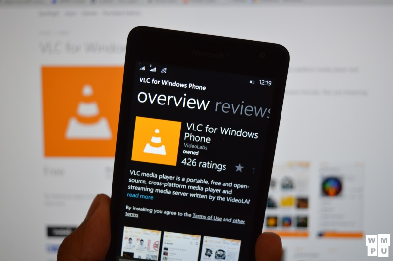 VLC for Windows updated to v1 8 with