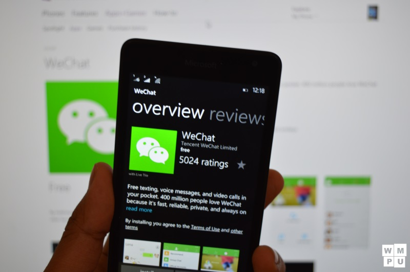 China's most popular messaging service drops Windows Mobile 15