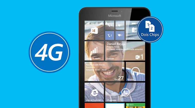 Lumia 640 XL LTE Dual-SIM version now available in Microsoft Stores in Brazil 16