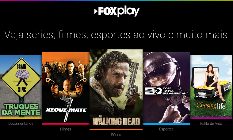 FOX Play Latin America is released as an universal app for Windows 14