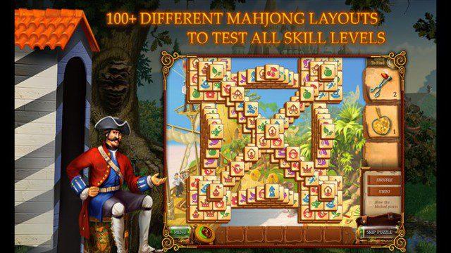 Mahjong-Secrets