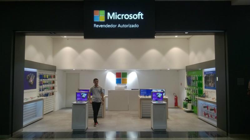 Microsoft store fortaleza brazil