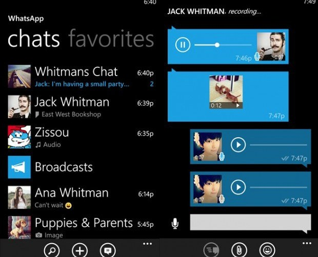 """Windows Phone Users say """"Auld Lang Syne"""" to WhatsApp today 5"""