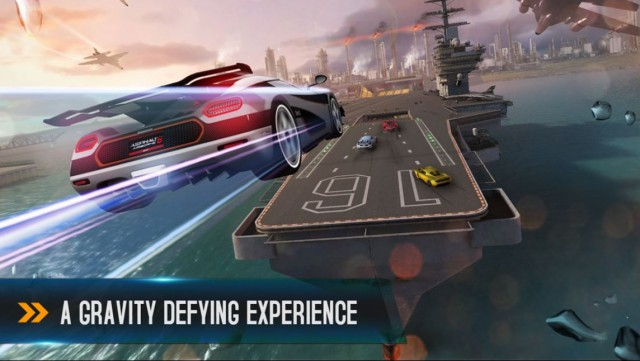 asphalt 8 airborne adds lamborghini huracan to garage mspoweruser. Black Bedroom Furniture Sets. Home Design Ideas