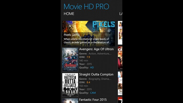 Developer Submission: Movie Library Free – Watch Movies