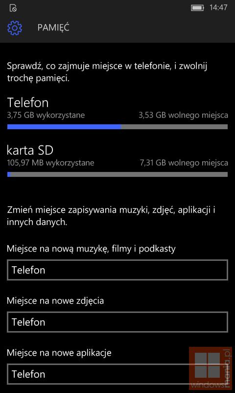 Windows 10 Mobile Build 10534 screenshots get leaked 6