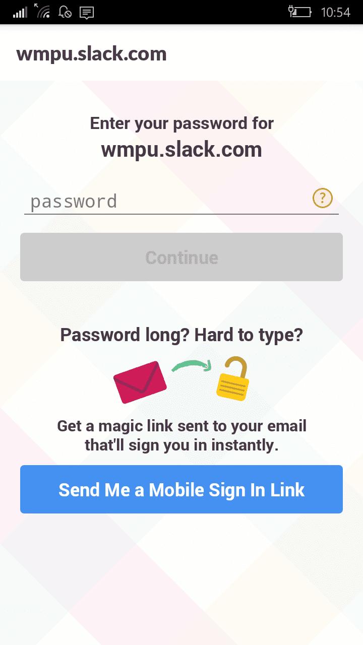 slack windows 10 app
