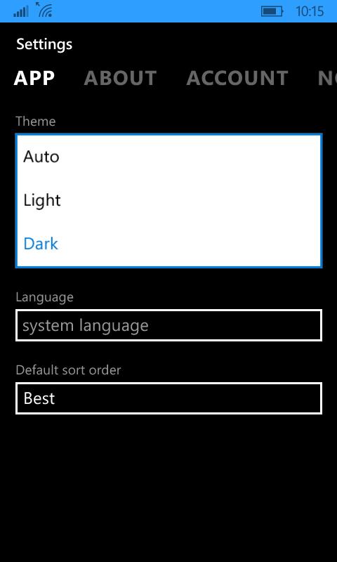 Disqus introduces its new Windows Phone app, Windows 10 app coming soon 7