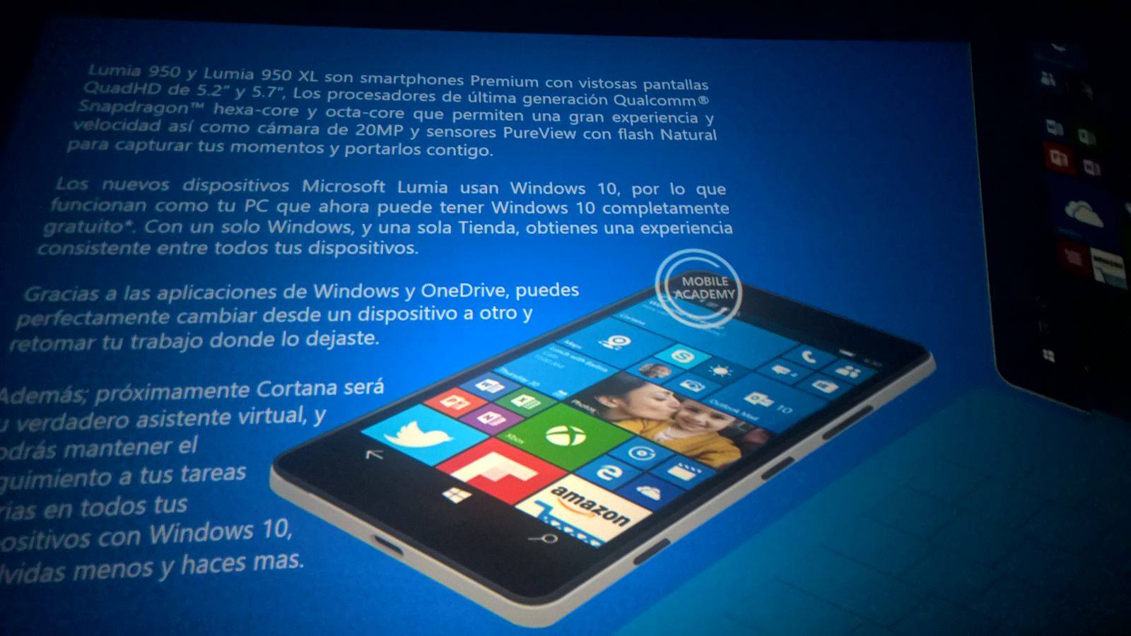 New pictures of the Lumia 950 XL and Lumia 950 leaked, confirms rumored specs 5