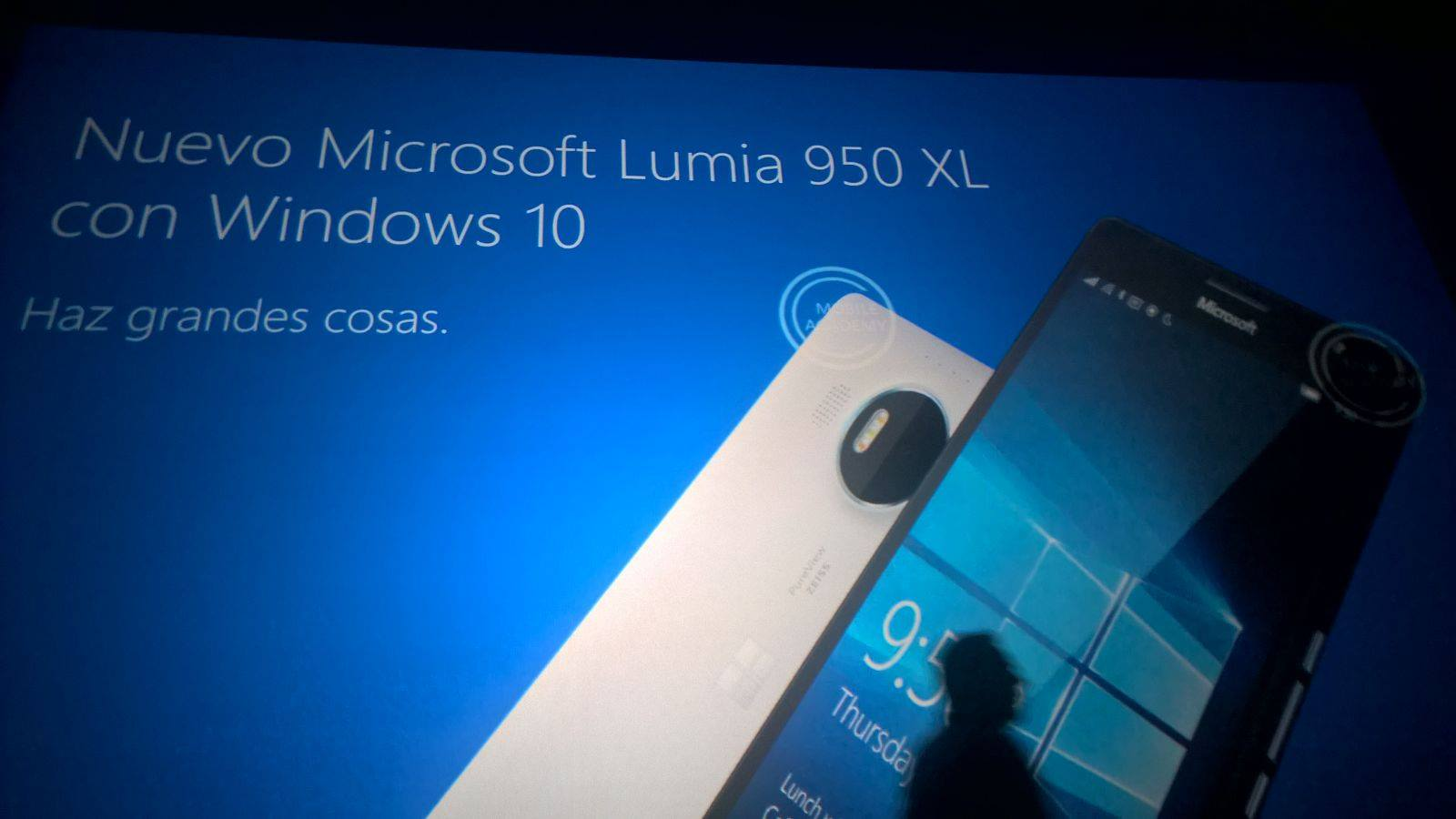 New pictures of the Lumia 950 XL and Lumia 950 leaked, confirms rumored specs 6