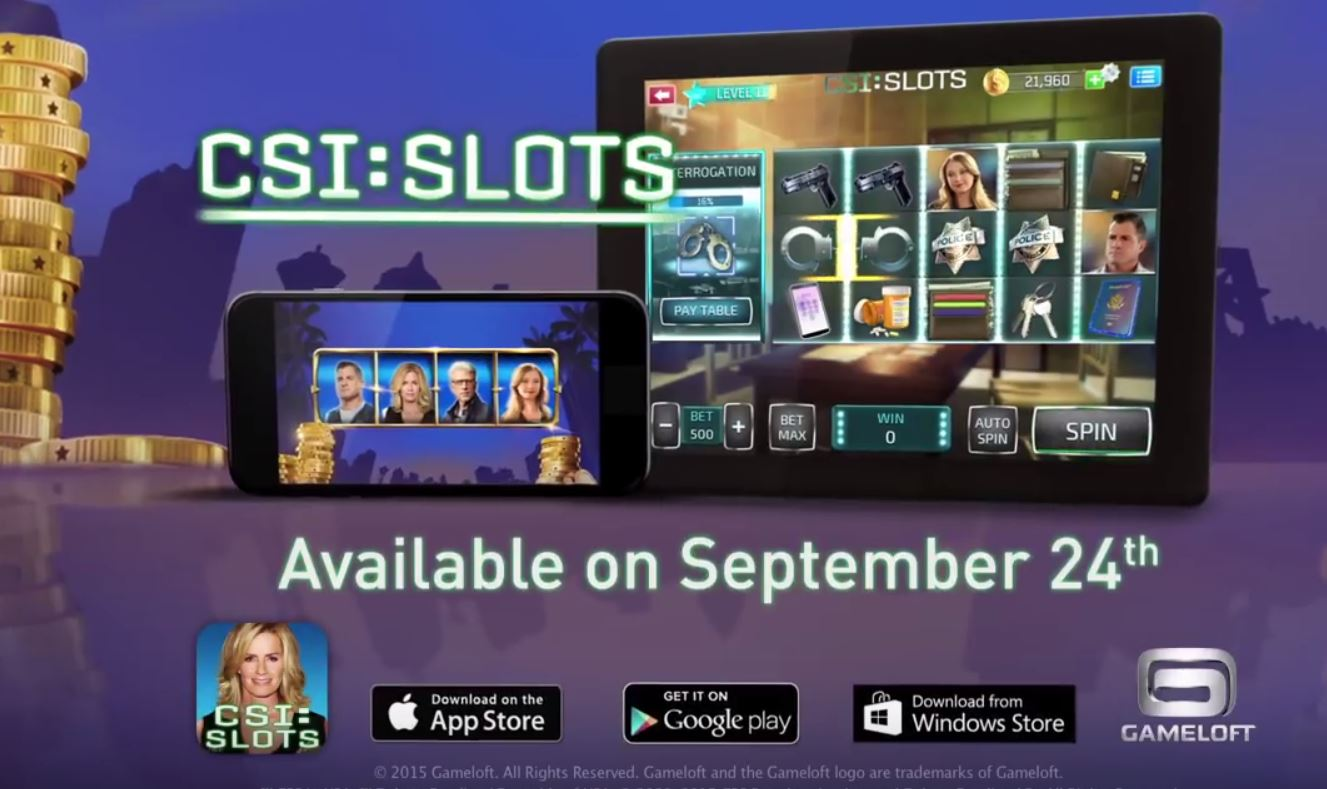 csi slots gameloft