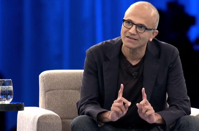 Satya Nadella reports sale of 143,000 Microsoft shares 1