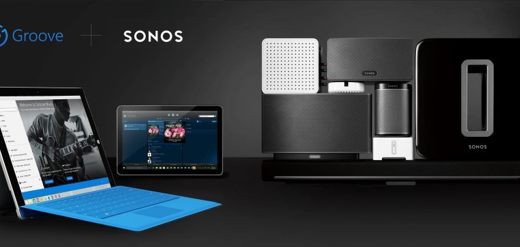 Groove Music on Sonos gets new 'Playlists for you' feature 18