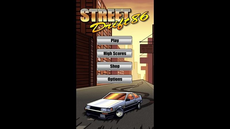 Street Drift 86