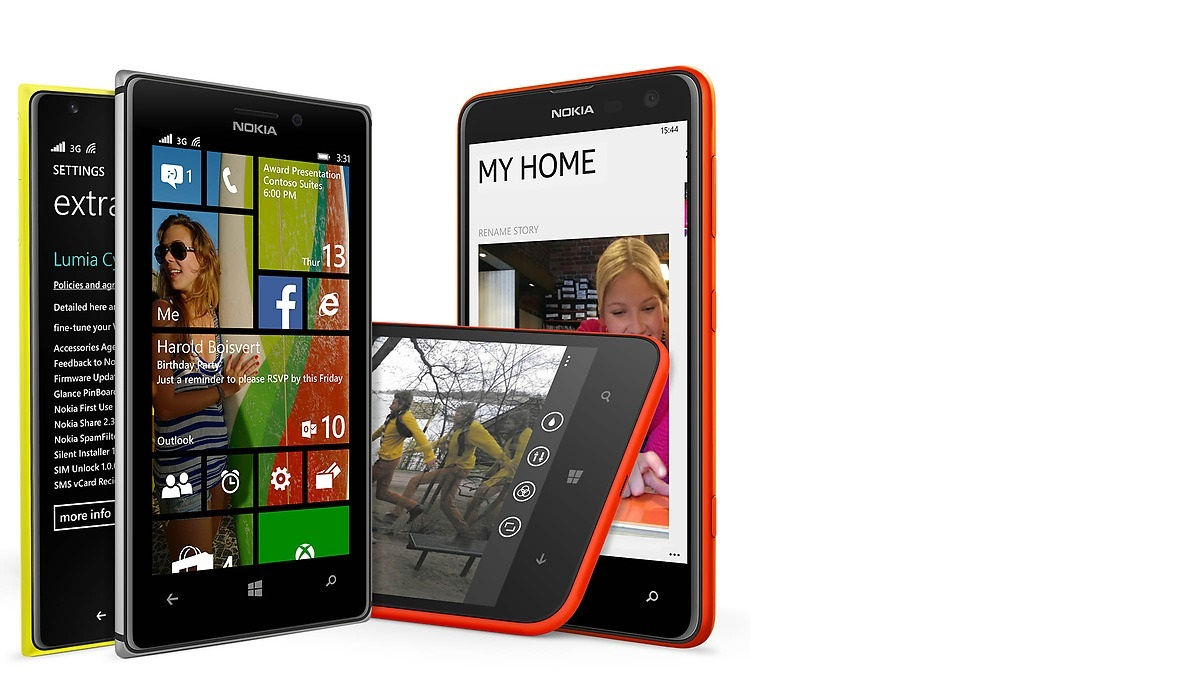 Nokia finally unveils not one but two windows phones the lumia 800 - On April 2nd 2014 Microsoft Announced Windows Phone 8 1 This Was Made Available In Less Than Two Weeks Using Its Preview For Developers Program