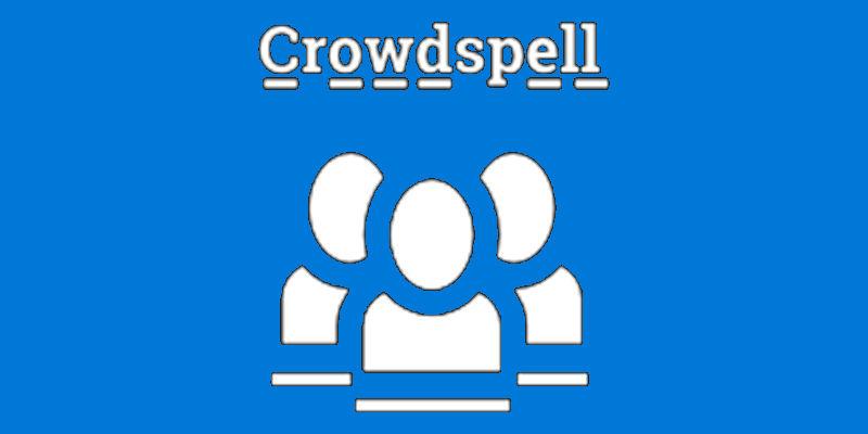 crowdspell