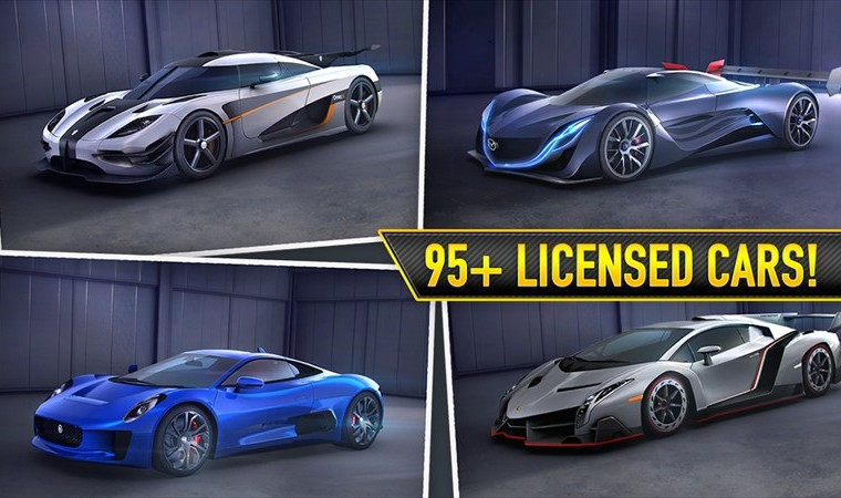 Zynga updates CSR Racing with new cars and new modes 9