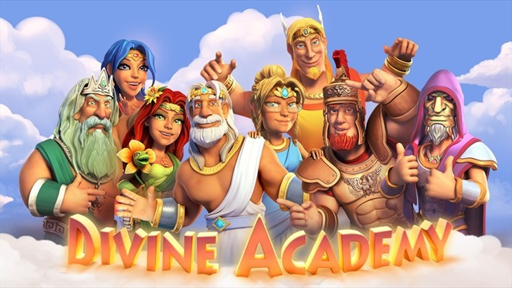RTS Game Divine Academy comes to Windows Phone 14