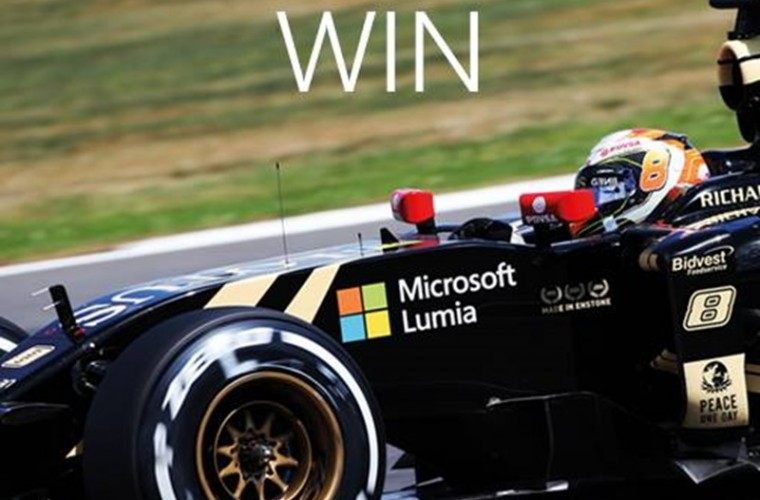 South African Lumia 640/640 XL buyers can now win a Formula One experience in Abu Dhabi worth R250,000 10