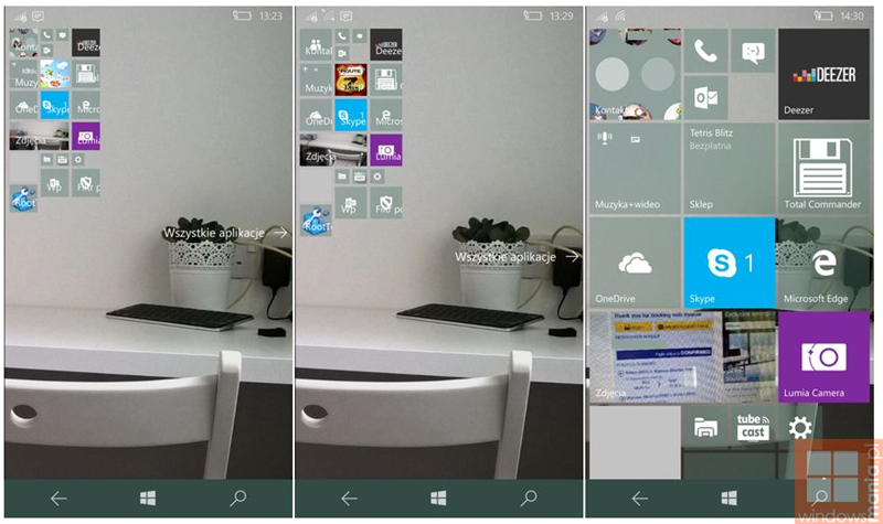 Now you can have up to 80 columns of Live tiles - MSPoweruser