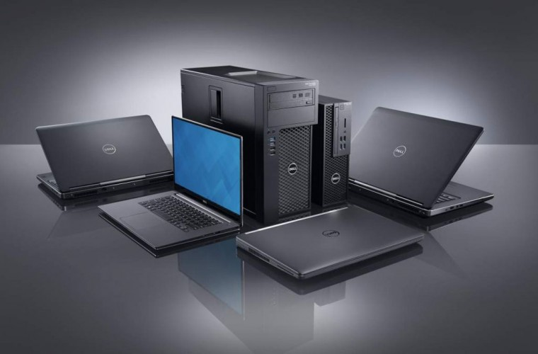Dell workstation family