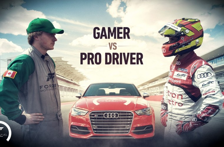 Forza Fuel Gamer Vs Driver 1920x1080