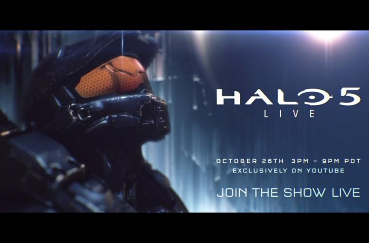 Halo 5 Live