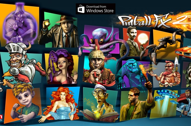 PinBall FX2 Windows 10