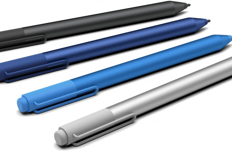 Wacom nearly ready to release pens which support both their and Microsoft's Surface Pen technology 3