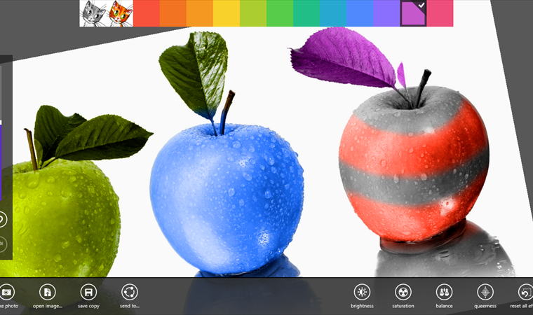 Developer Submission: Meet the new app for tossing picture colors: Tweakolor! 7