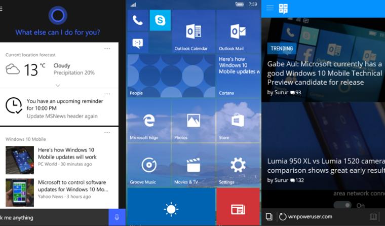 Gallery: Windows 10 Mobile Build 10563 (Emulator Screenshots) 3