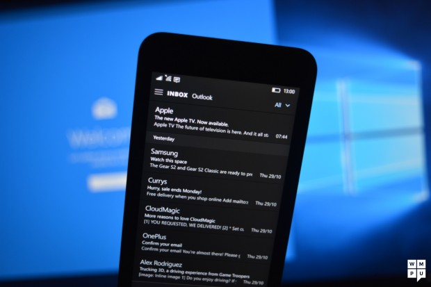 Microsoft rolls out an update for Mail and Calendar app for