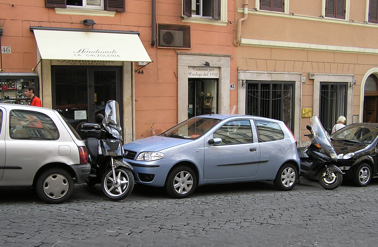 CheBanca!'s WoW e-wallet can now be used to pay for parking in Rome 13