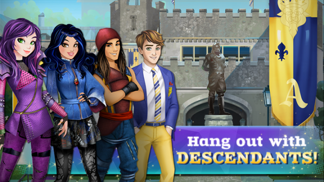 Disney-Descendants