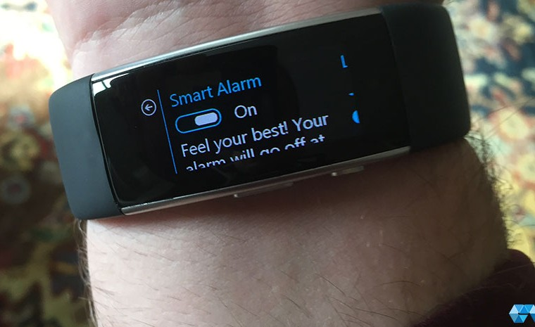 A Closer Look at Microsoft Band 2 Smart Alarms 37