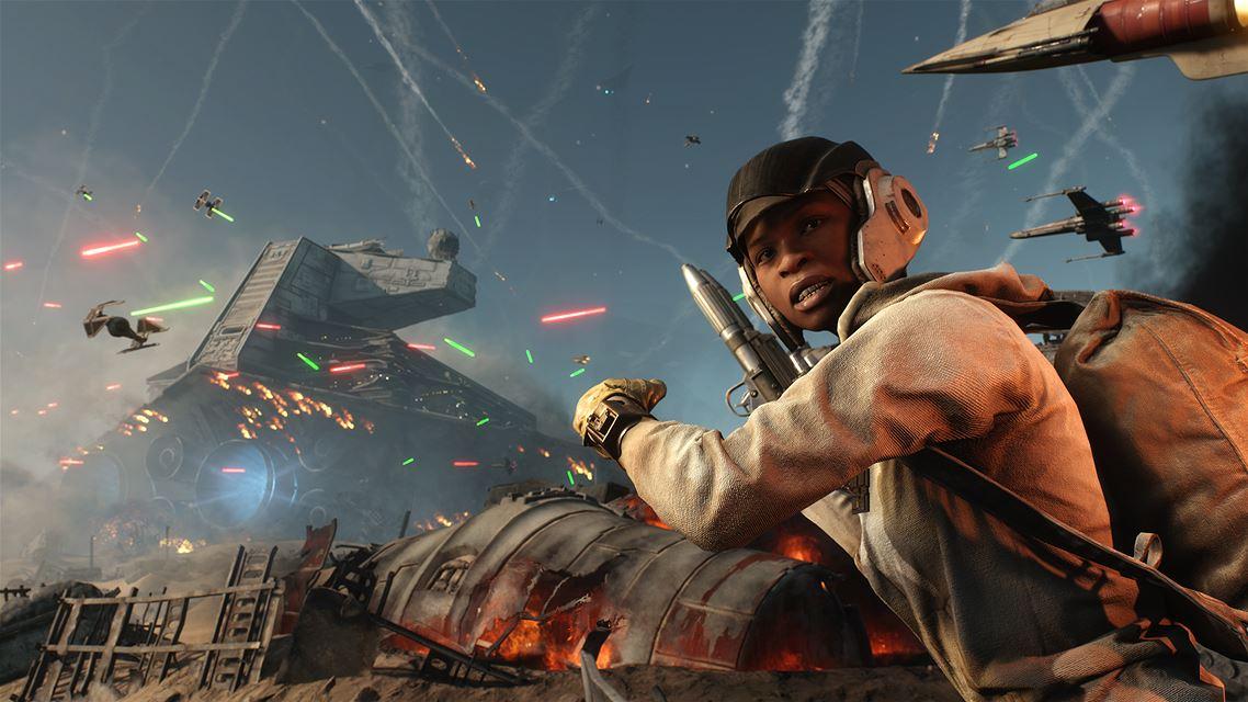 Starwars Xbox One