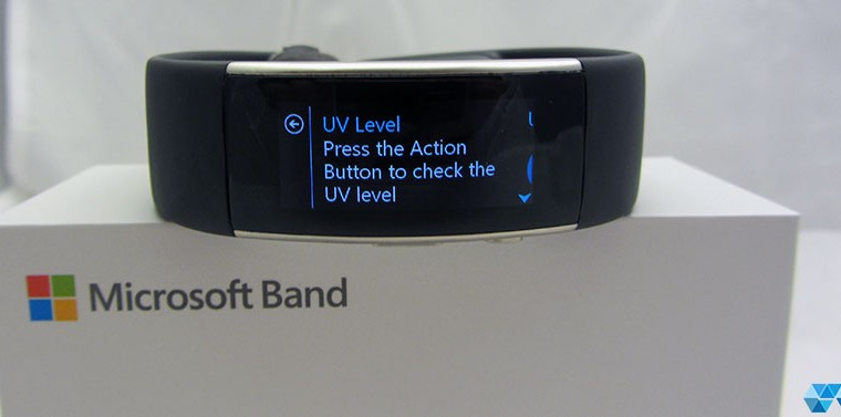 A Closer Look at UV Detection on the Microsoft Band 2 31