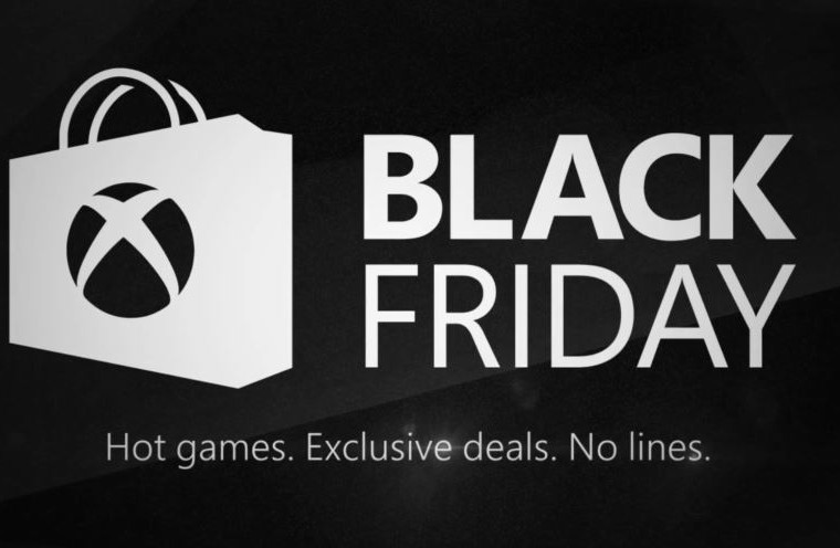 Xbox Store Black Friday Deals