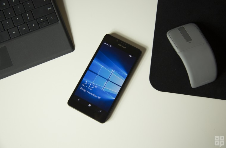Double tap to wake firmware now available for AT&T Lumia 950  via WDRT 5