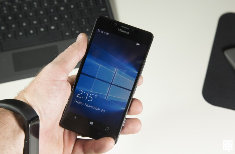 Microsoft releases Double Tap To Wake to the Lumia 950 and 950 XL 11