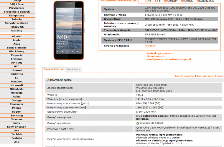 Here's when Orange Poland will upgrade their Windows Phones to Windows 10 Mobile 9