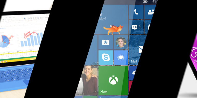 Microsoft closest to converged mobile and desktop OS says CIO 10