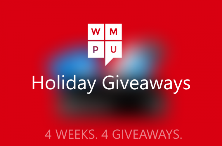 WMPU Holiday Giveaway Week 1: Win a DT-903 Nokia Wireless Charging Plate [Winner announced] 7