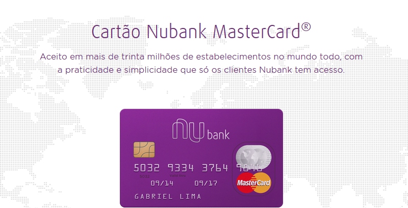 Nubank Windows Phone