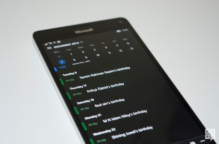 Microsoft is adding new colours to the Windows 10 Calendar app 5