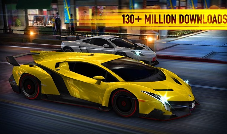 Zynga updates CSR Racing updated with multi-player improvements, Lamborghini Asterion 6