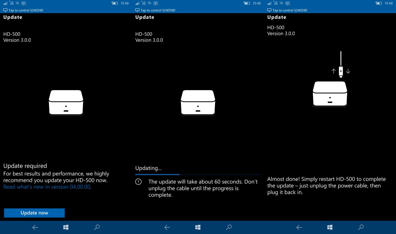 display-dock-update