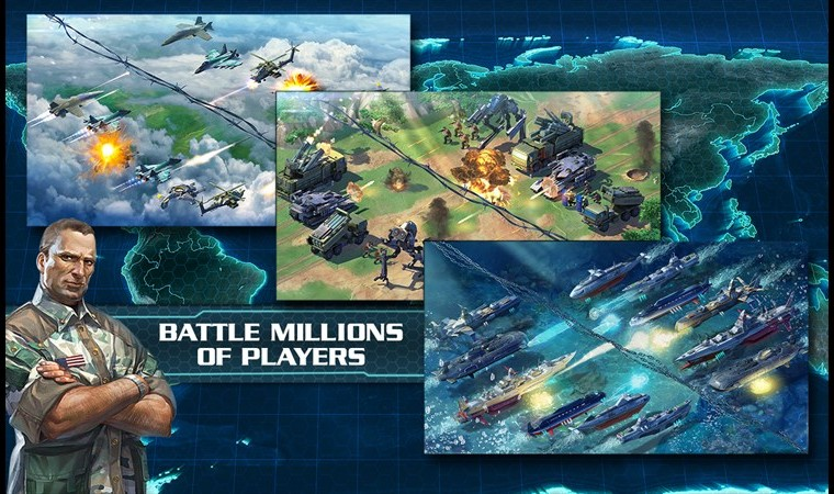 Gameloft' World At Arms gets a massive update 1